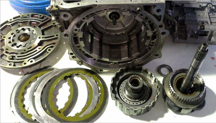 Service and Repair Gearbox