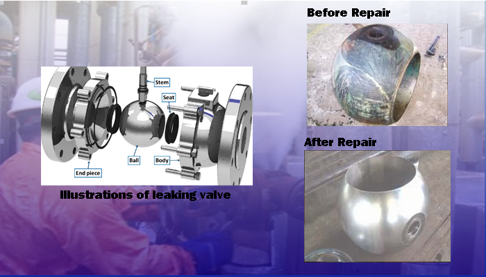 VALVE REPAIR / RECONDITION